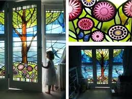 stained glass panels stained glass swallow door and side panels stained glass panels for stained glass panels
