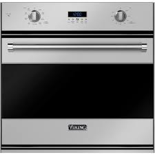 viking 3 series 29 8 built in single electric convection wall oven stainless