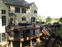 Large Decks craftsman-deck