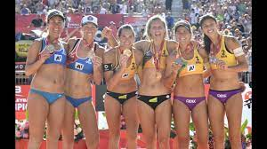 FIVB Beach Volley World Champs ...