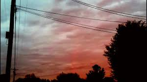 Strange Beam Of Light In The Clouds Nibiru Update Strange Light Beam Next To Huge Punch Cloud