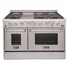 Professional Ovens For Home 48 In Gas Ranges Ranges The Home Depot