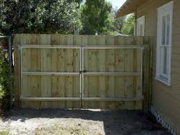 Beautiful Wood Fence Gate Plans Instructions How To And Design Ideas