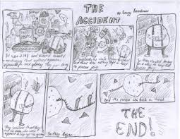 artifact protein synthesis comic strips mary alice mcmanmon s artifact 3b examples of work from student s that did not base their comic off of textbook images