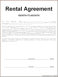 Office Rental Agreement Template Microsoft Office Contract Template