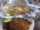 bahamian grilled fish