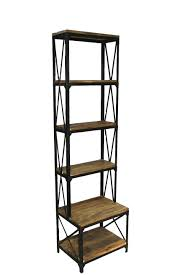industrial bookcase with ladder ikea target