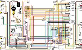 1966 ford thunderbird color wiring diagram