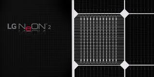 LG zonnepanelen 320 Wp