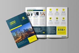Professional Report Design Design Professional Business Brochure Booklet Proposal Handout