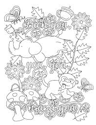 Swear Word Coloring Pages Free Download Pig Adult Coloring Page