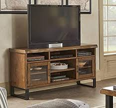 live edge tv stand. Wonderful Stand Banyan Live Edge Wood And Metal TV Stand Media Console By SIGNAL HILLS On Tv