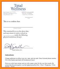 Chiropractic Doctors Note 10 11 Printable Fake Doctors Notes Free Elainegalindo Com