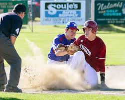 Bangor vs. Mt. Ararat baseball - Bangor Daily News