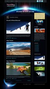 travel templates travel blog templates template