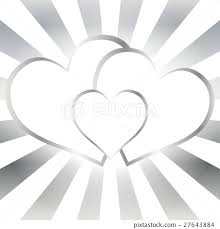 Background Material Wallpaper Heart Pattern Family Parent And