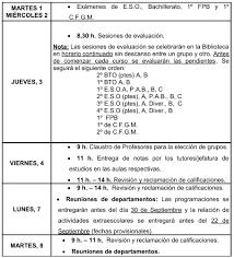 Calendario Septiembre 2015 Ies Valle Del Jiloca