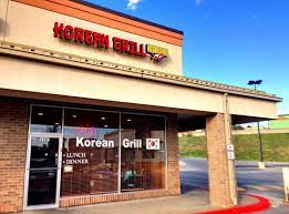 review of korean grill egg rolls to go