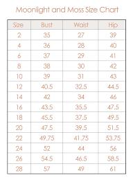 Bridesmaid Dress Size Chart 11 Abundant Davinci Bridesmaid Size Chart