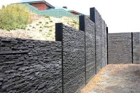 how to build a concrete retaining wall concrete sleeper retaining wall build concrete retaining wall