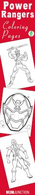 Top 10 Power Rangers Megaforce Coloring