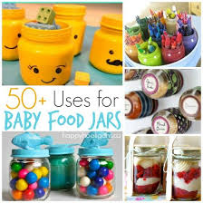 Jam Jar Decorating Ideas 100 Fantastic Ways To ReUse Baby Food Jars Happy Hooligans 46