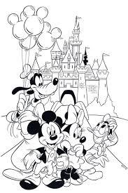 Free Printable Minnie Mouse Coloring Pages Unique Elegant Mouse