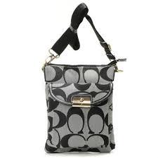 Bag · Coach Kristin Lock Small Grey ...