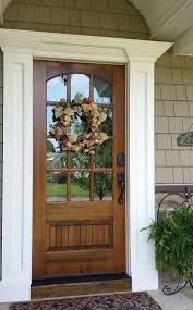 front door trimDecoration Ideas Awesome Curved Pediment Head Over Front Door Trim