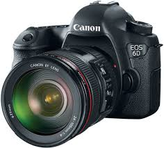Canon Camera Lens Compatibility Chart The New Canon Eos 6d Full Frame Dslr Practical And