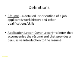 What Is The Best Definition Of A Combination Resume What Is The Best Definition Of Functional Resume Meaning Cover 11