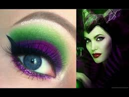 disney s maleficent makeup tutorial collab with emanuele castelli