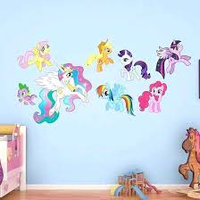 marvelous bathroom decals for kids kid room decal kids room blank room temp my little pony