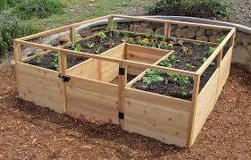 Small Picture Unique Cedar Garden Box Designs 20 Raised For Inspiration Decorating