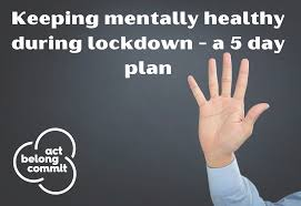 Frantic residents rushed to the shops, with scenes of panic buying emerging soon after the lockdown was announced. Act Belong Commit Promoting Positive Mental Health In Wa Act Belong Commit
