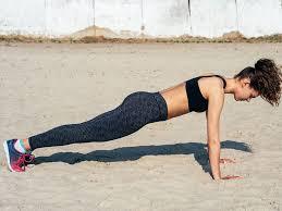 plank on beach in sand