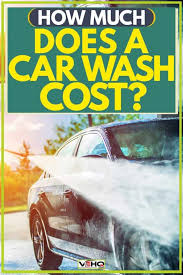 how much does a car wash cost