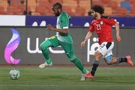 نتيجة وملخص مباراة مصر والجابون الأحد 5 سبتمبر 2021
