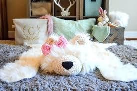 bear rug for nursery polar bear rug polar bear rug faux bear rug woodland nursery baby