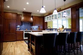 Tile For Kitchens Bold Blue Subway Tile Kitchen Mercury Mosaics