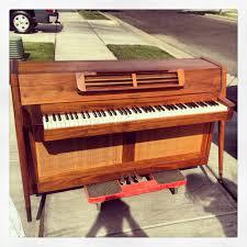 Musical Furniture Latest Find 1960s Baldwin Acrosonic Piano Items Furniture