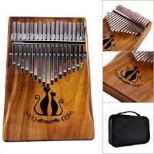 image is loading 17 keys kalimba african acacia thumb piano finger