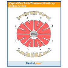 50 Circumstantial Capital One Theater Seating Chart