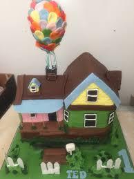 Birthday Cake House M Rays Bakery