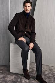 Brett Johnson Fall 2020 Menswear Collection | Vogue