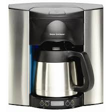 brew express 10 cup stainless steel programmable commercial coffee maker