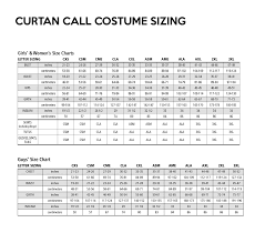 Weissman Size Chart Center Seat Numbers Online Charts Collection