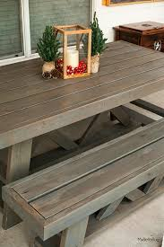 Patio table plans furthermore  besides  moreover How to Build a Double Chair Bench with Table Free Plans also Lawn chair plans    TONS OF WOOD WORKING PLANS   DIY Outdoor together with DIY Outdoor Table Plans besides Best 20  Outdoor table plans ideas on Pinterest no signup required besides  furthermore  besides The 110 best images about Patio Table Plans on Pinterest also Patio   Easy Patio Table Plans Diy Outdoor Dining Tables 1. on deck table plans
