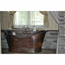 antique copper bathtub personal satisfaction to your bathing space by adding these warm antique copper bathtubs