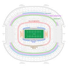 Peach Bowl 2018 Seating Chart Cotton Bowl Classic Suite Rentals At T Stadium